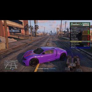 GTA V Mod Menus